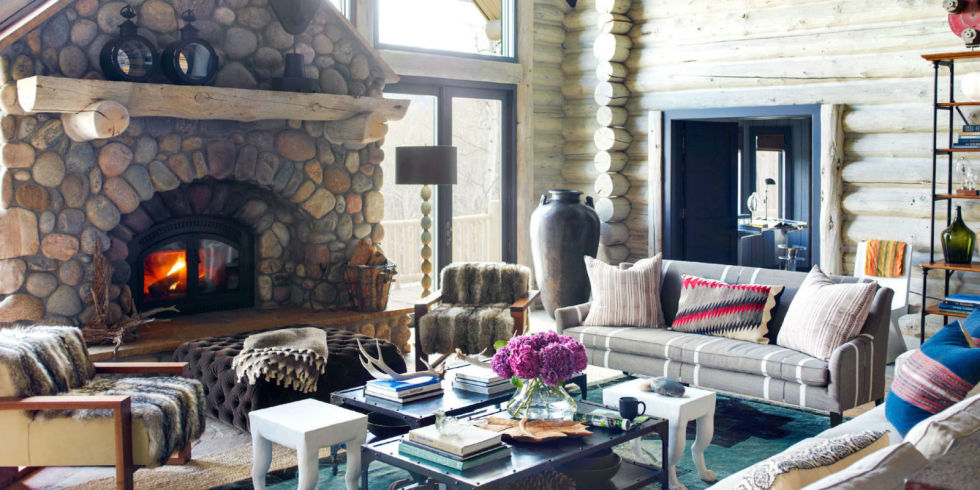Various Aspects of Fireplaces